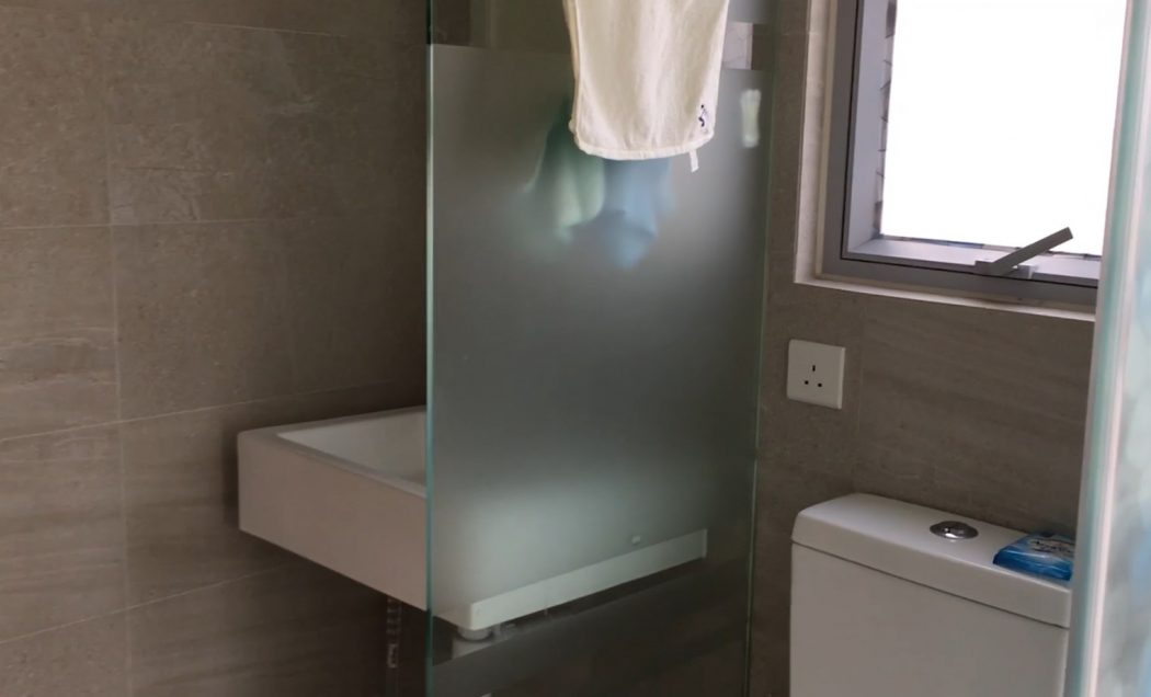 bathroom nano flat