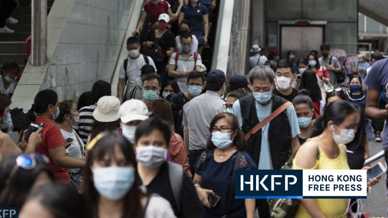 hong kong covid outbreak