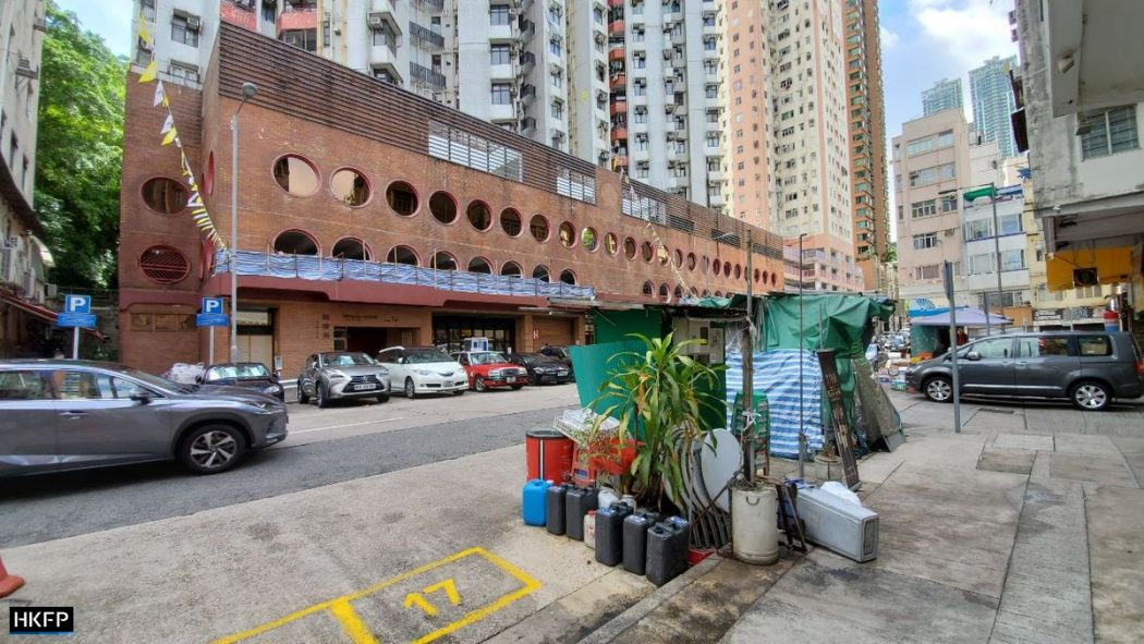 office for safeguarding national security tai hang