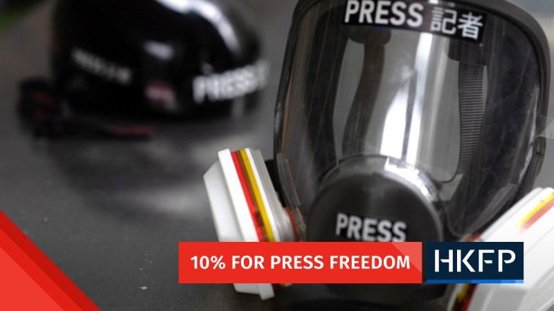 press freedom hong kong free press