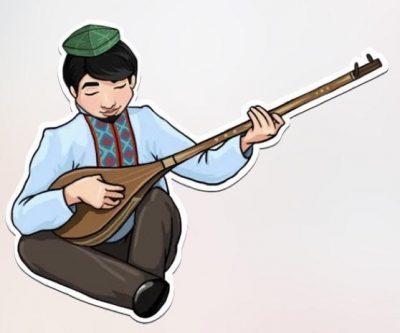 uyghur sticker