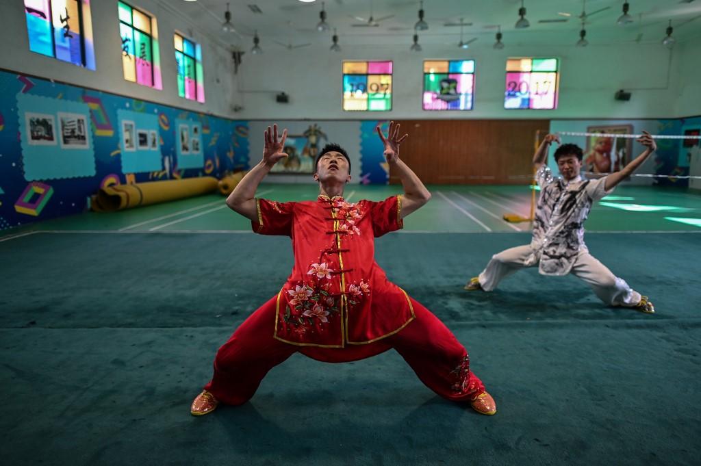 China drunk boxing