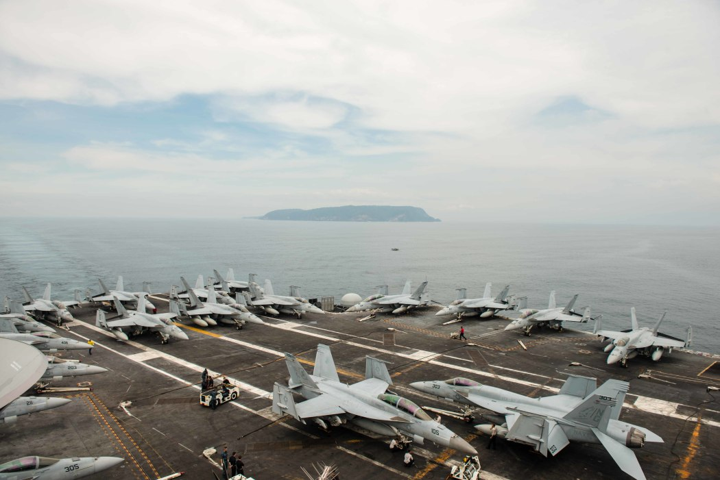 South China Sea US Military