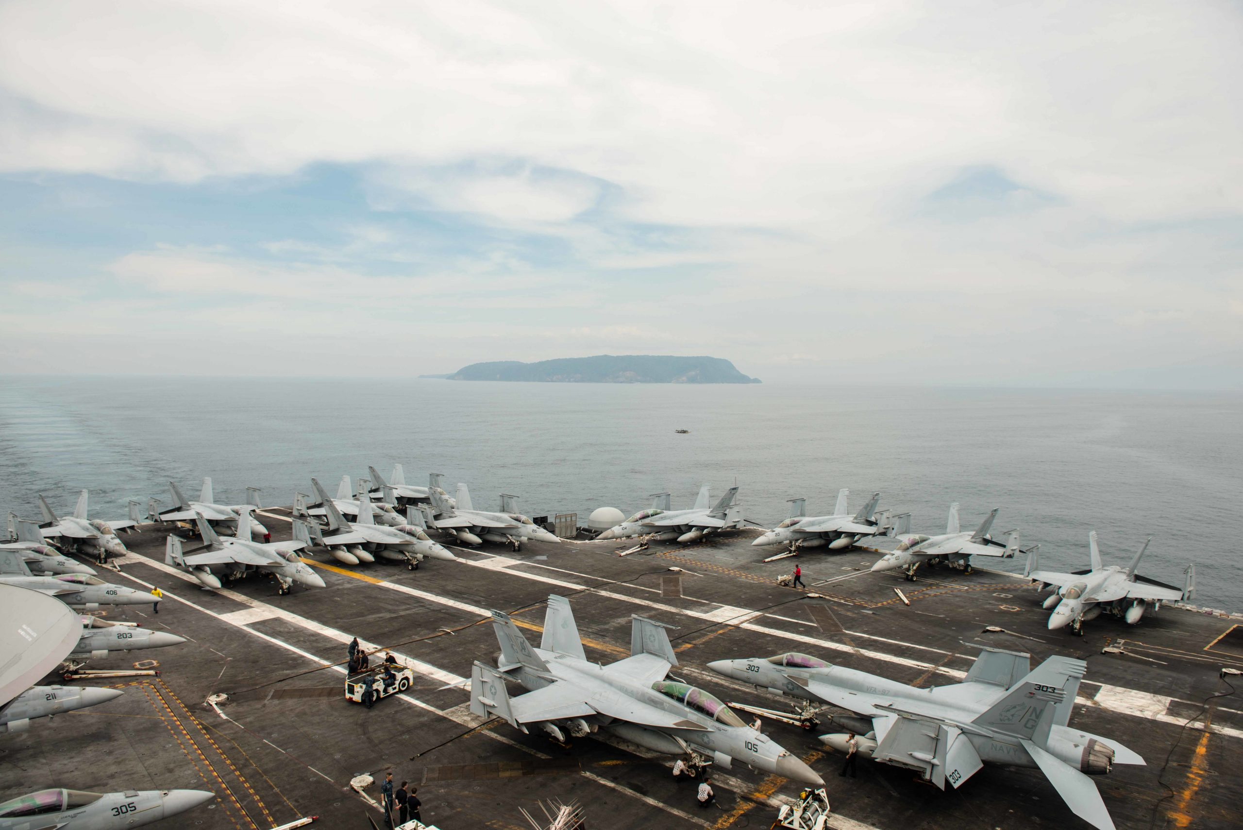 South China Sea US Military