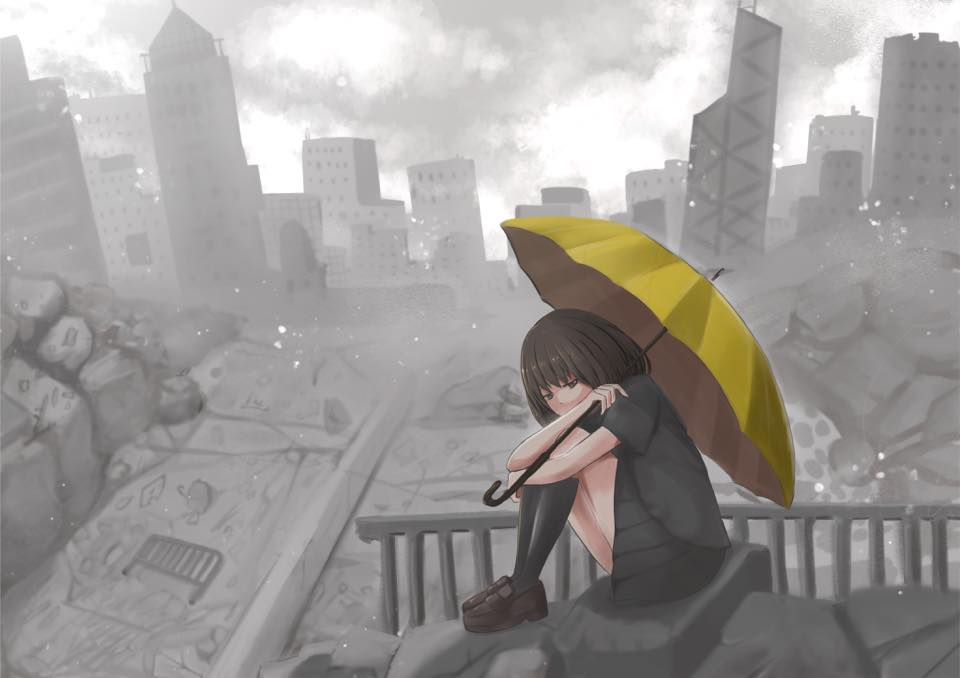 Otaku save hong kong japanese art protest