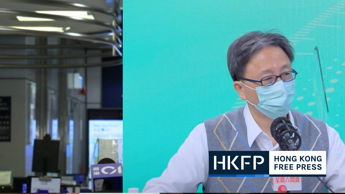 ho pak leung carrie lam commercial radio