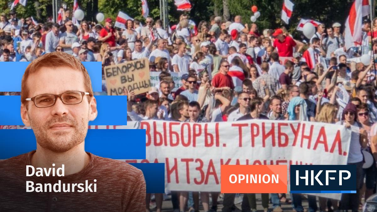 Belarus China Media - David Bandurs