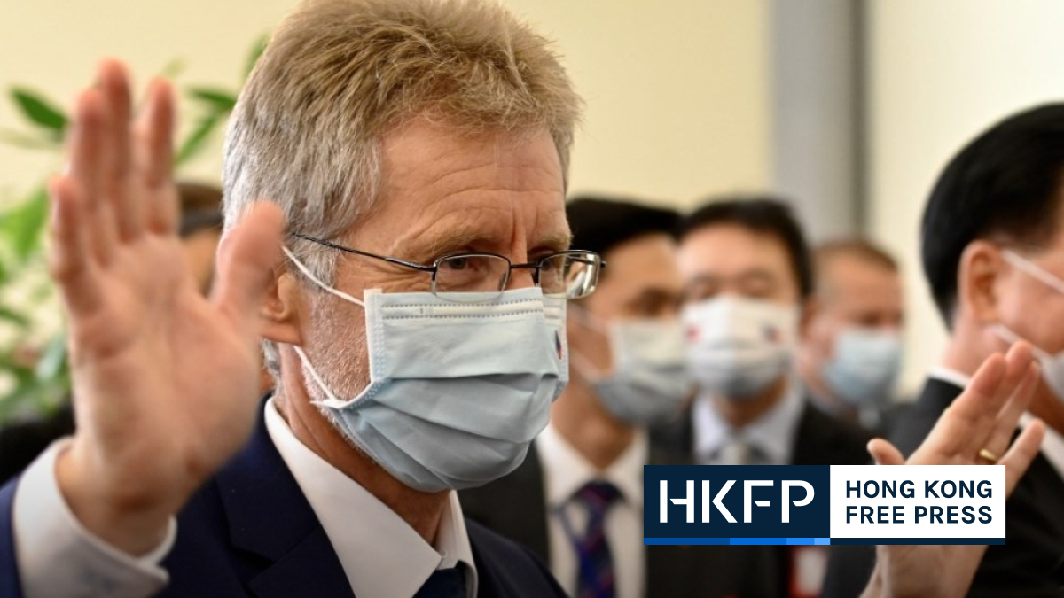 Czech Taiwan visit