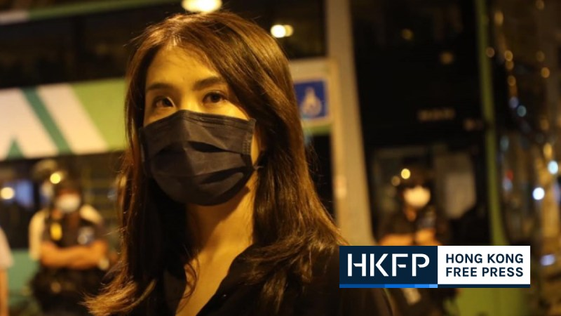 Gwyneth Ho Yuen Long Attacks