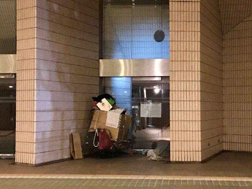 homeless shelter charity