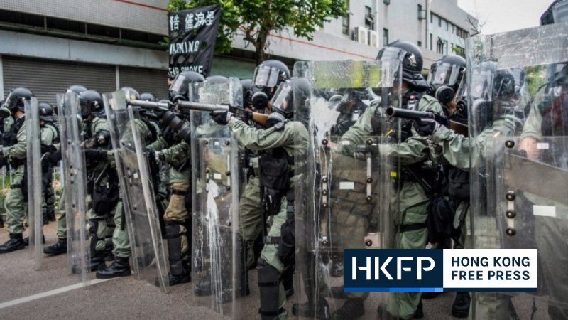 Hong Kong Police UK