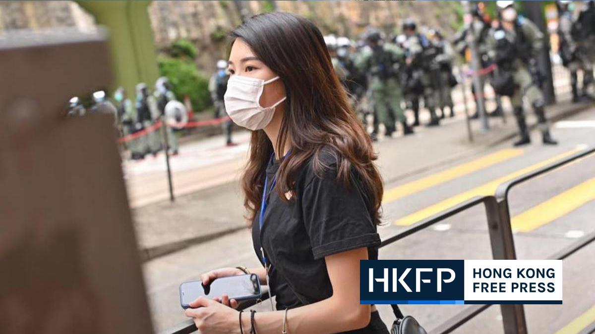 Jocelyn Chau acquitted
