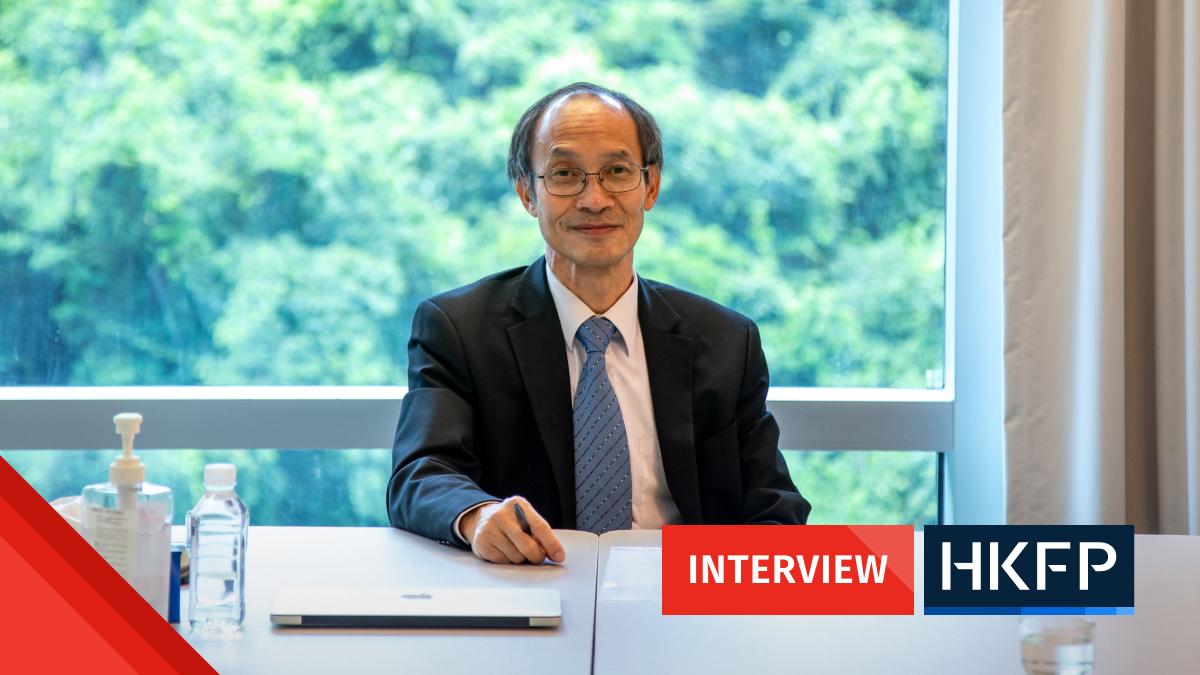 Robert Chung interview