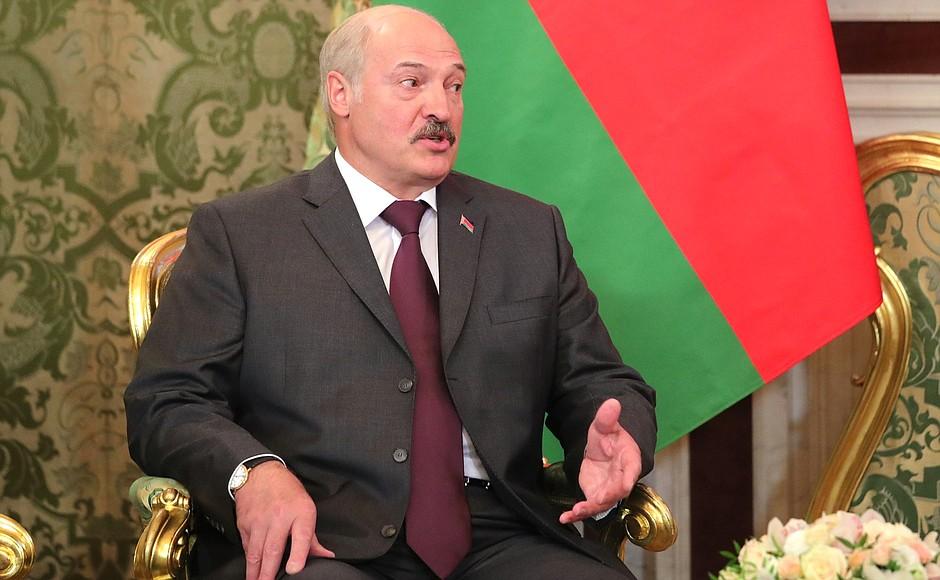 Lukaschenko Belarus