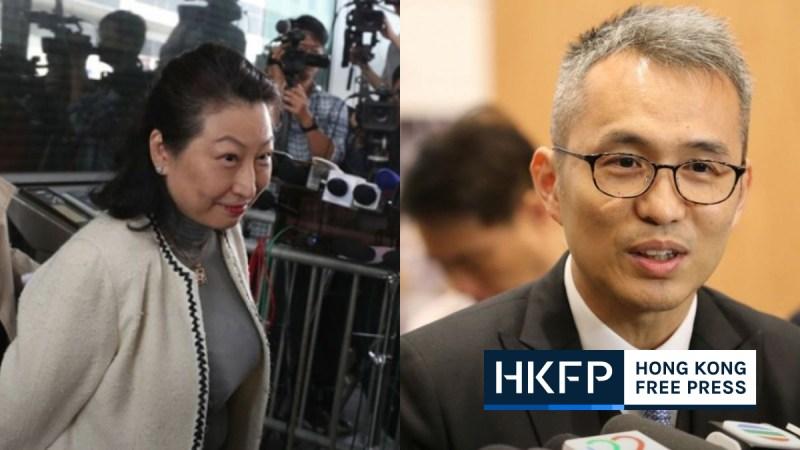 Teresa Cheng David Leung