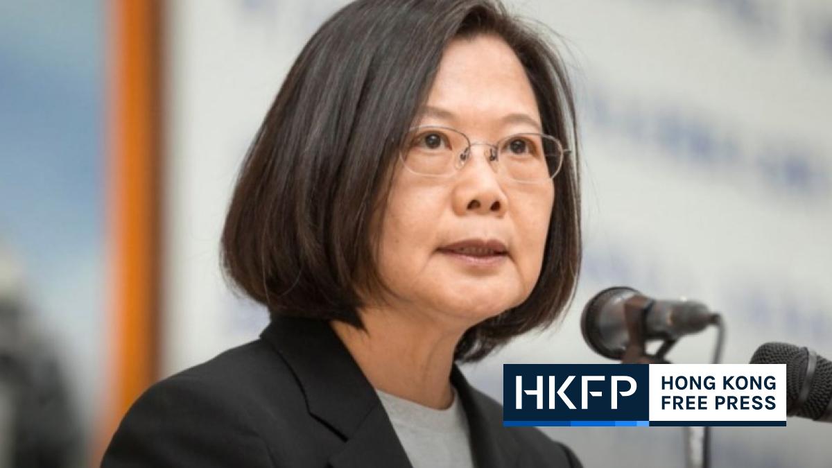 Tsai Ing-wen taiwan