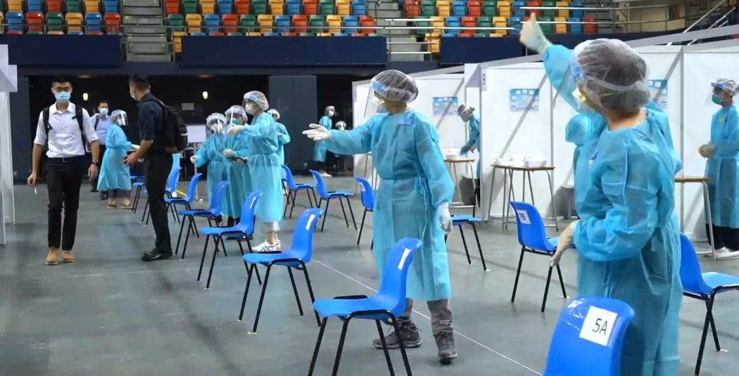 Coronavirus covid-19 virus testing