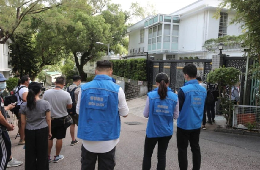 jimmy lai house