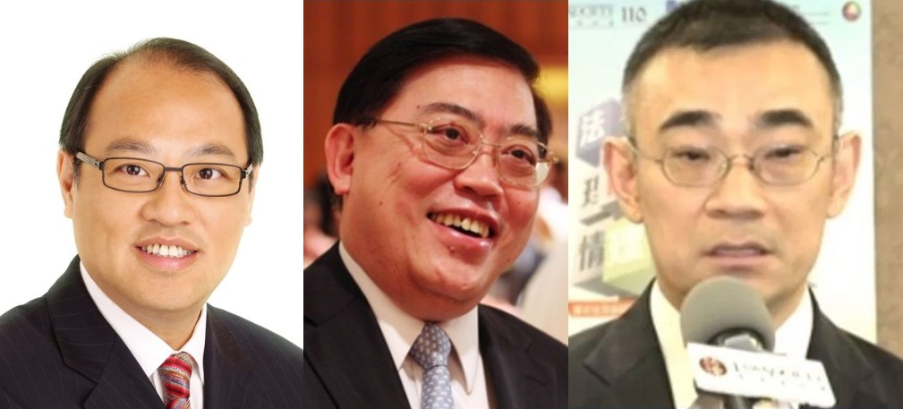 RTHK Board Lam Tai-fai Ronald Chiu Thomas So