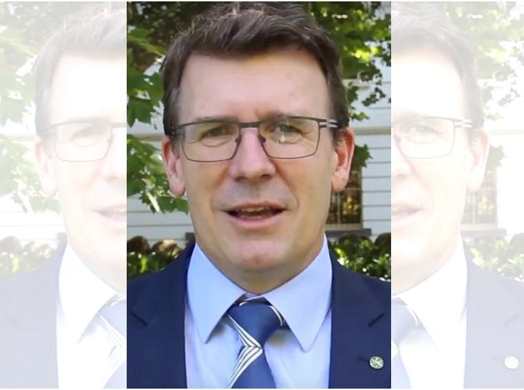 Alan Tudge Australian Minister for Immigration