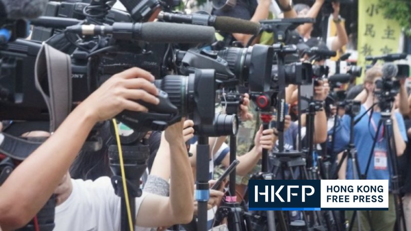 media freedom hong kong