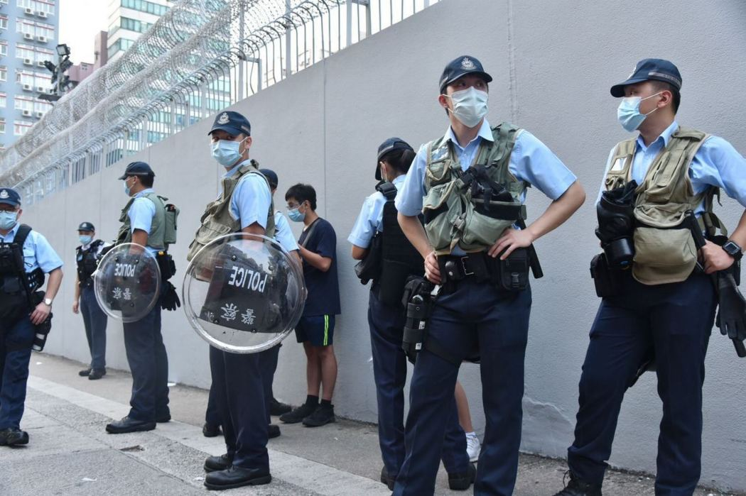 august 31 prince edward mong kok police station
