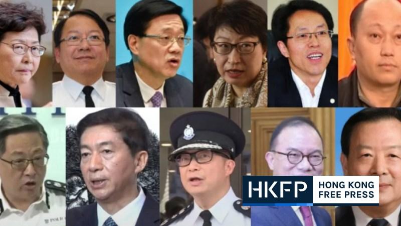 sanctions us hong kong