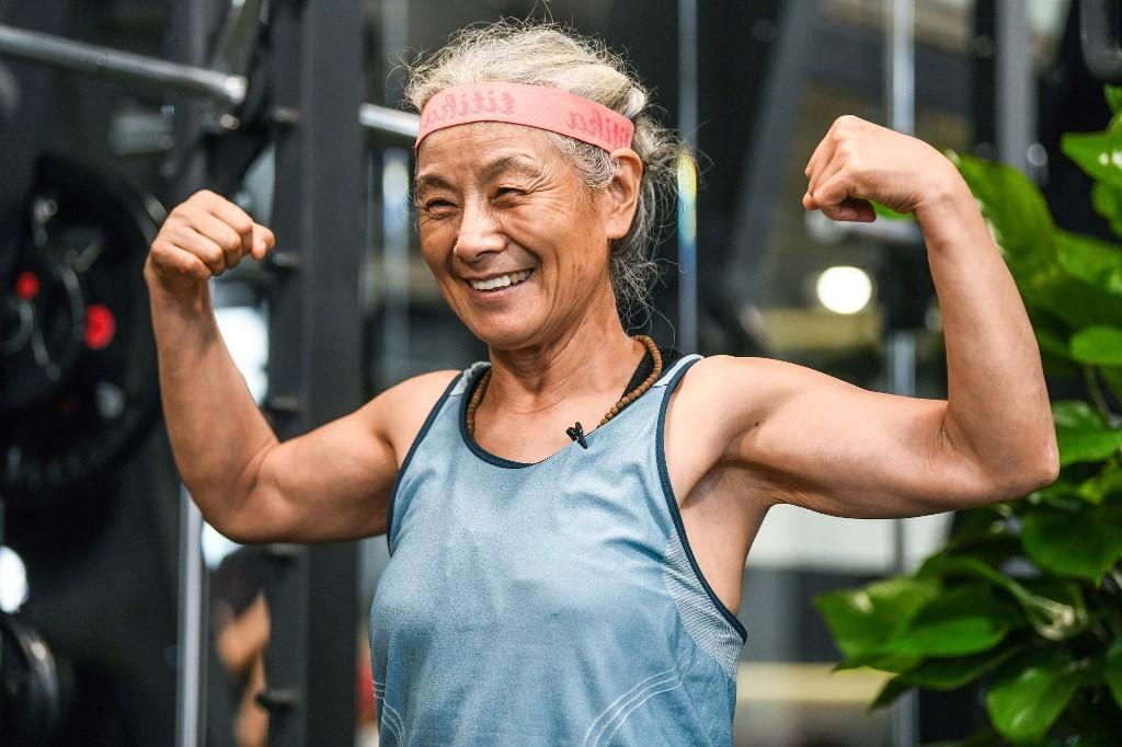 CHINA-SPORT-LIFESTYLE-ELDERLY