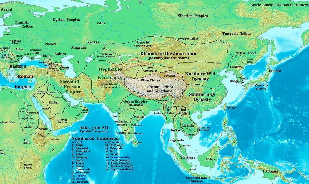 Ancient China Tuoba Wei