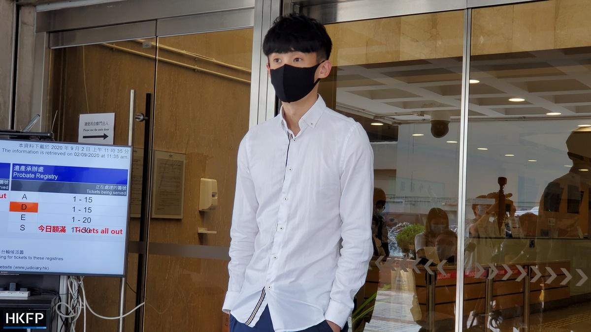 baggio leung high court appeal