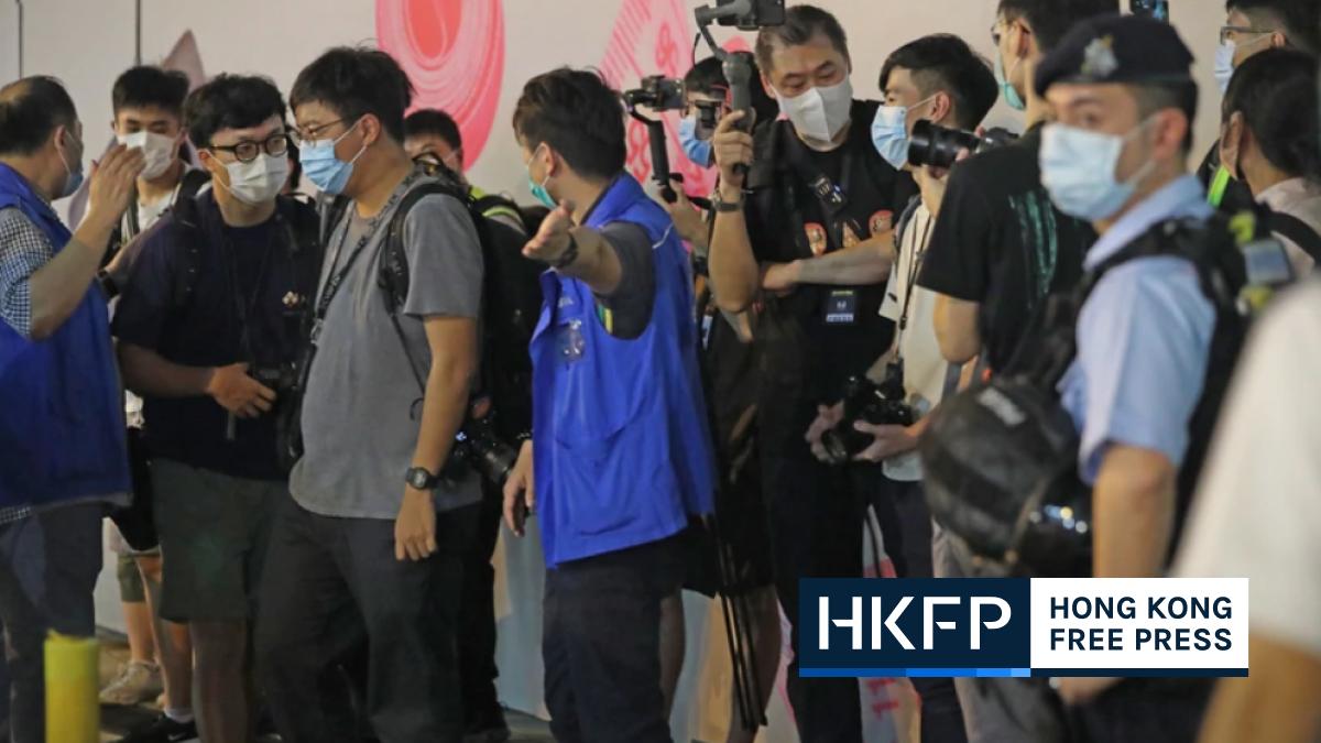 press freedom tseung kwan o