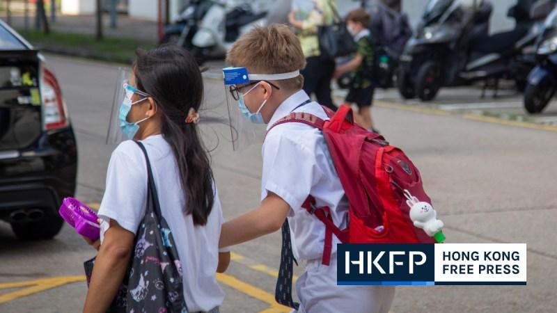 Covid-19 students return to school