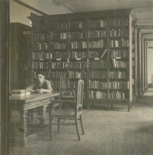 HKU General University Library