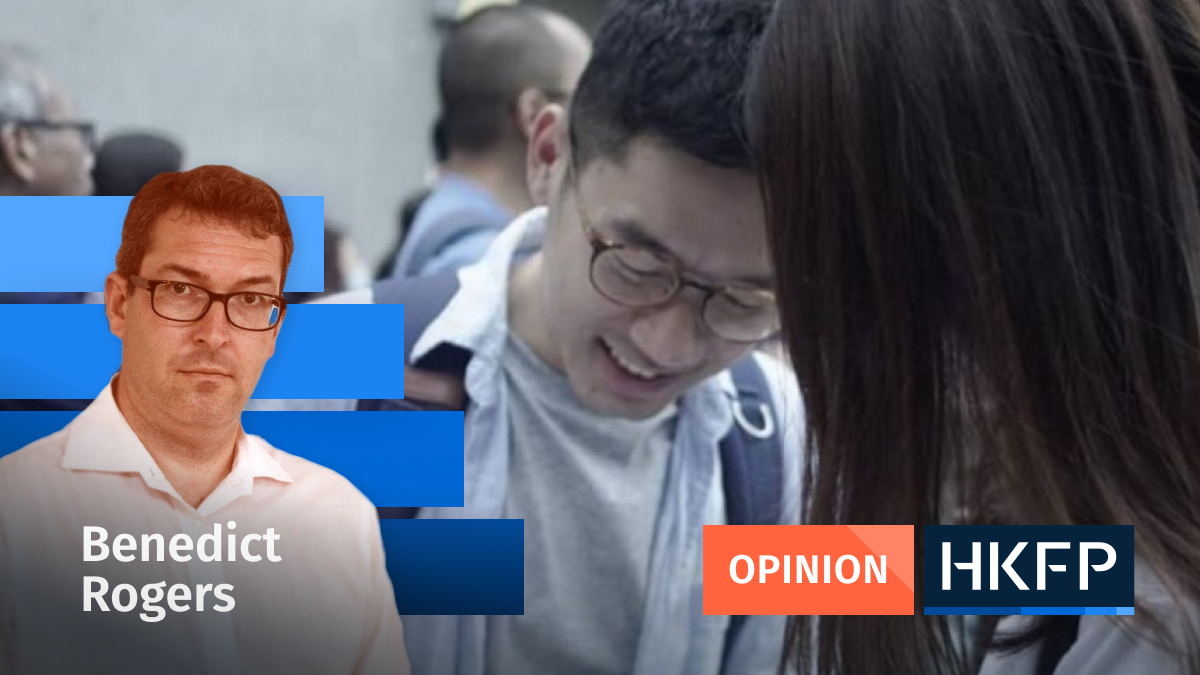 Why Hong Kong Activist Nathan Law Is My Hero Hong Kong Free Press Hkfp