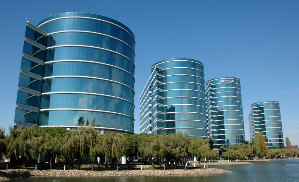 Oracle offices silicon valley