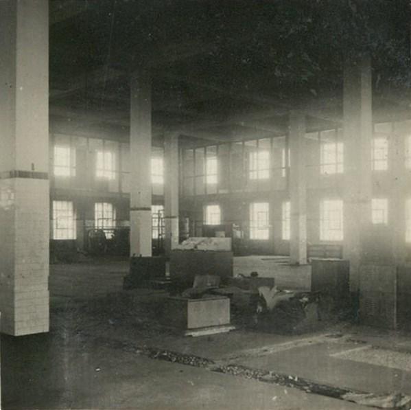 HKU School of Engineering – interior of Peel Laboratory