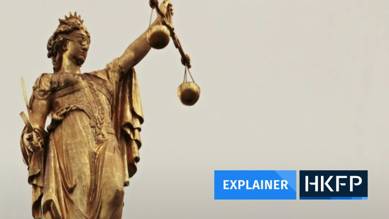 Separation of powers and executive-led system