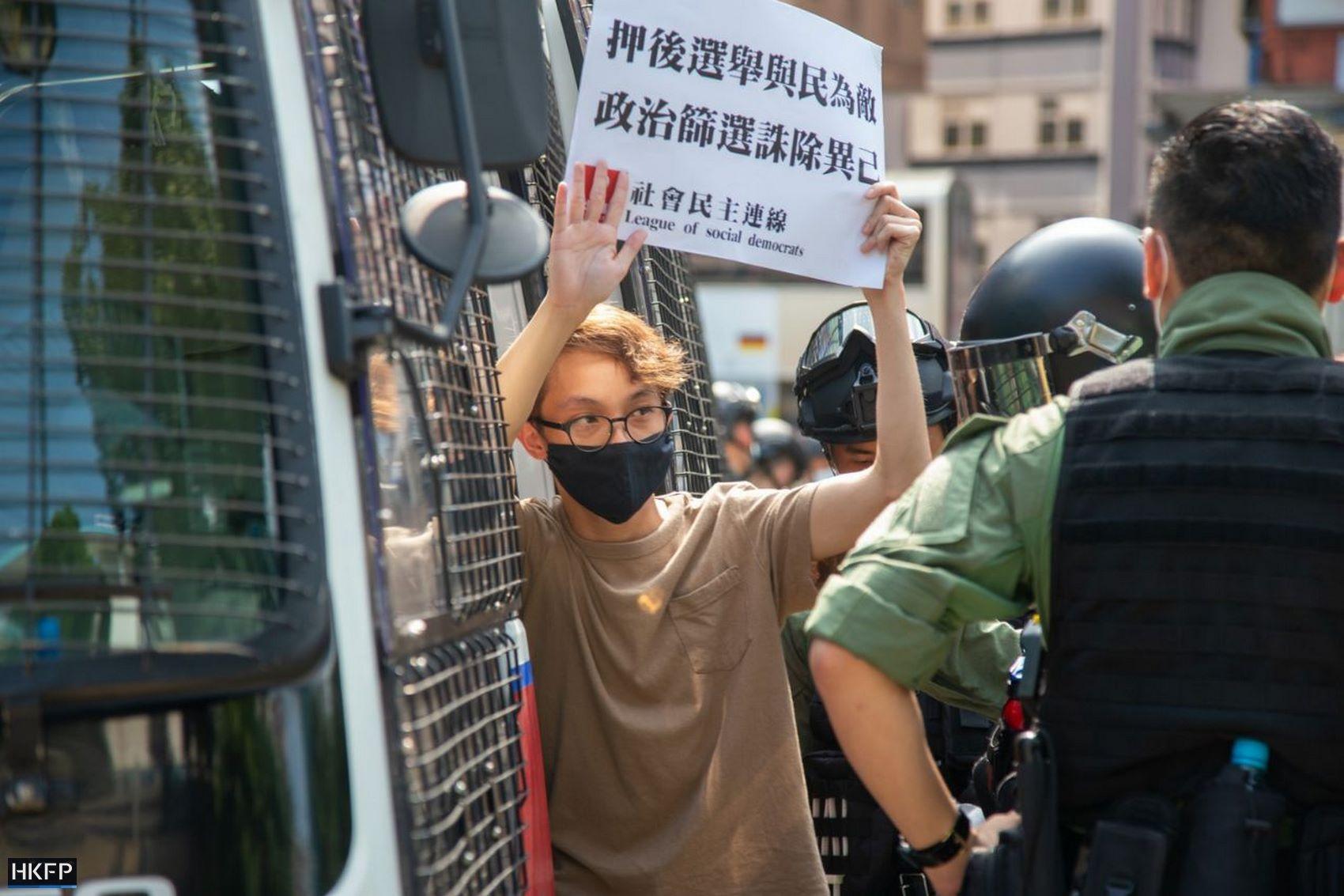 china extradition september 6 jordan joshua wong (Copy)