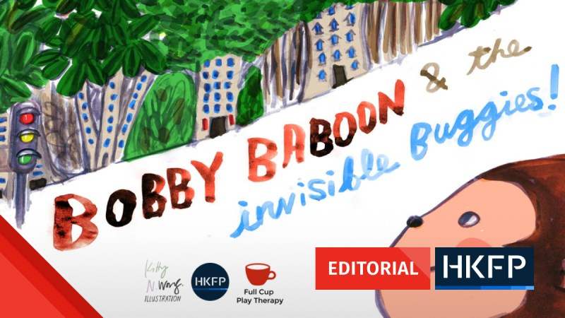 covid19 childrens book bobby baboon
