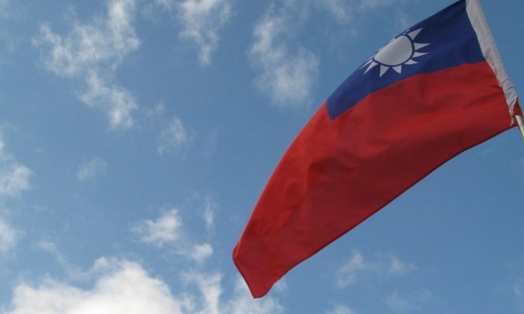 Taiwan Taipei flag