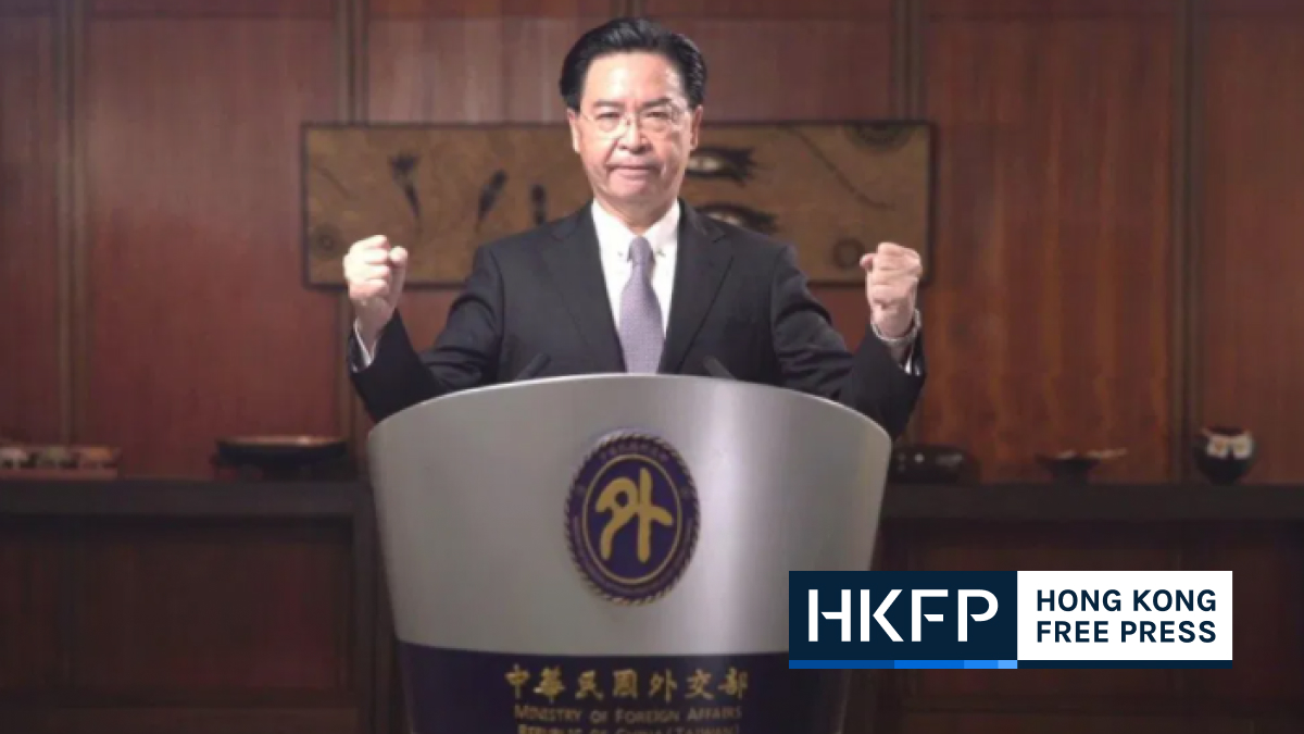 Joseph Wu Taiwan