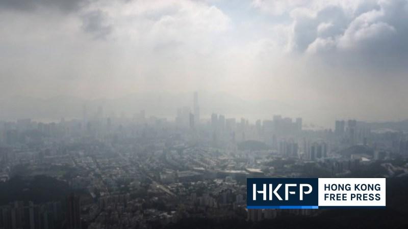 pollution hot summer