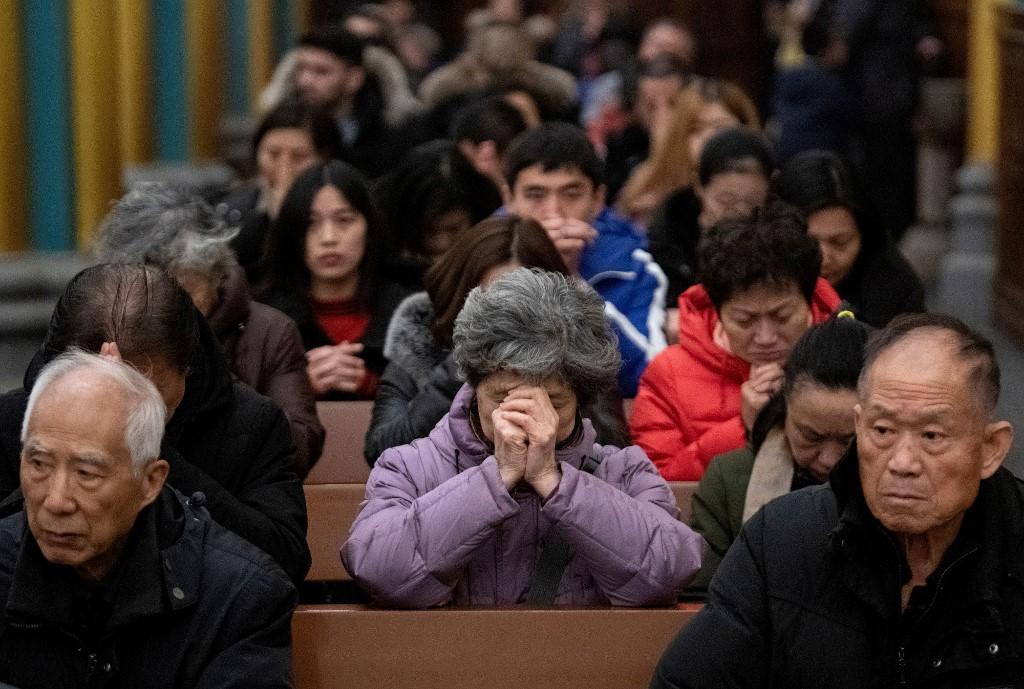 China church cathedral