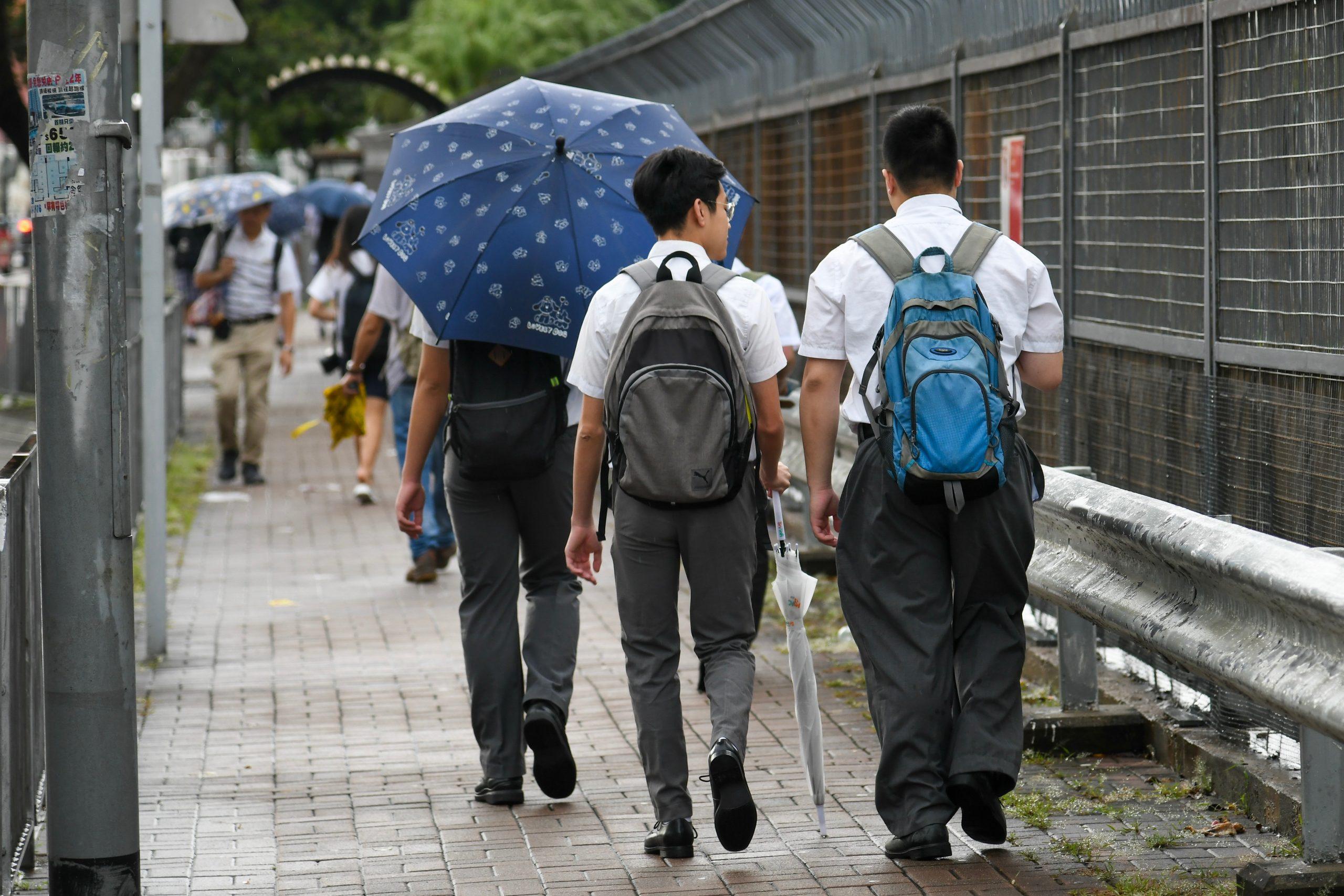 student school education uniform