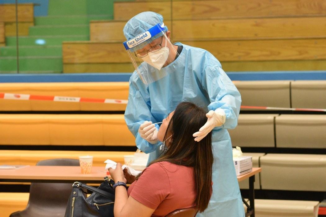 Coronavirus testing Covid-19 virus
