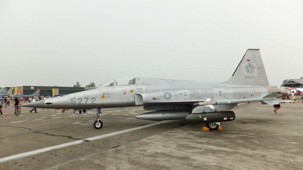 ROCA Taiwan jet