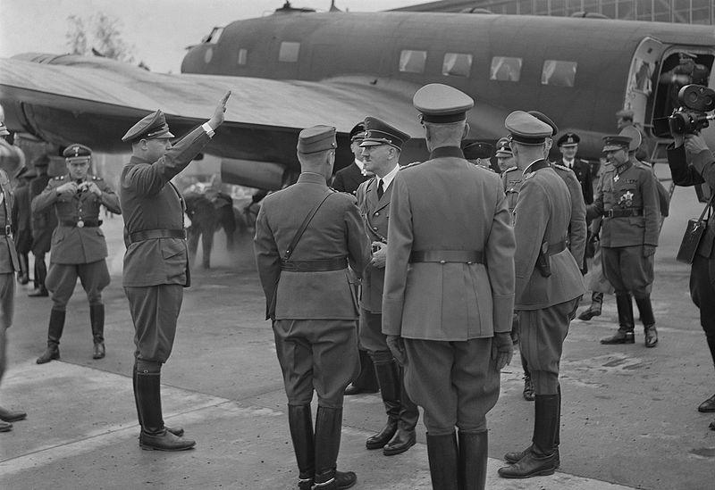 Immola Finland Adolf Hitler 1942