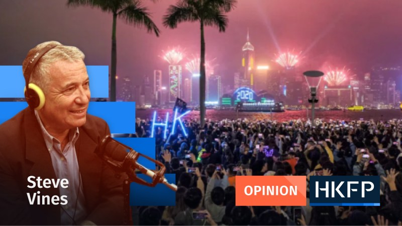 Article - Opinion - Steve Vines
