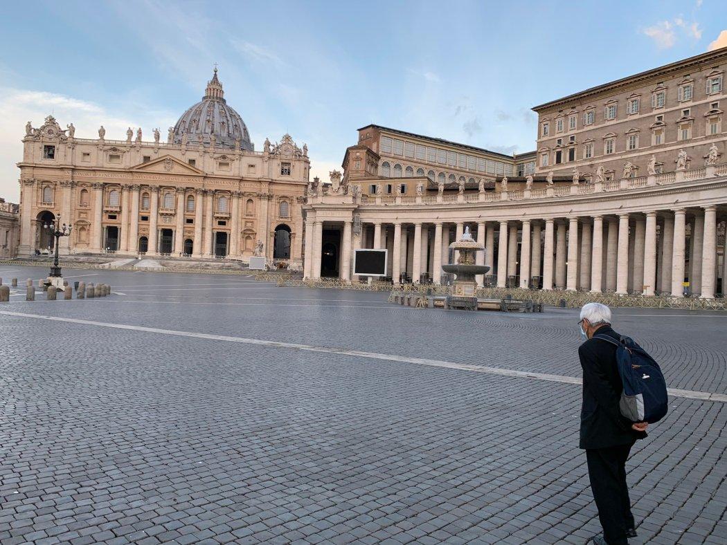 Cardinal Zen Vatican City Pope
