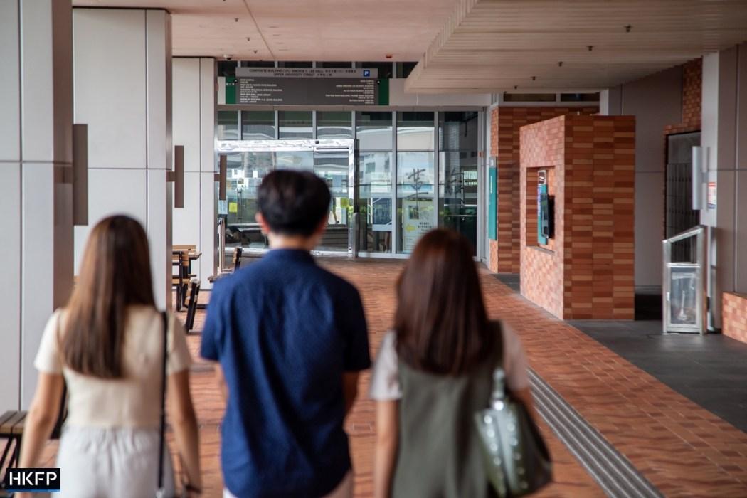 HKU Liberal Studies teachers